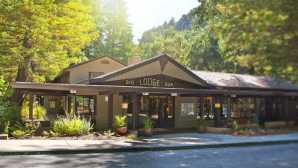 Jantar no Big Sur Big Sur Lodge | Pfeiffer Big Sur