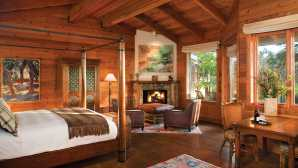 Henry Miller Memorial Library Big Sur Luxury Hotel | Ventana I