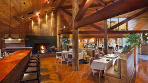 Jantar no Big Sur Big Sur Luxury Hotel | Ventana I_0