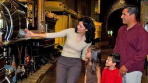 Historic Walking Tours CATrainMuseum_Family_Fun_0