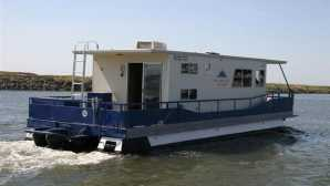 ハウスボート遊び California Delta - Houseboats Re