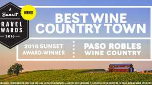 中央海岸酒乡之旅 California Wine Country | Paso R