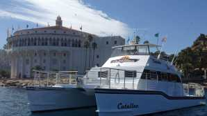 카탈리나 수상 스포츠 Catalina Island Fishing Fish Boa