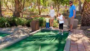 Wrigley Memorial & Botanic Garden Catalina Island Golf | Visit Cat