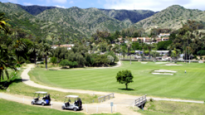 カタリナ島のゴルフ Catalina Island Golf Course - Vi