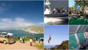 Trilhas e Campings em Catalina Catalina Island Hotels, Packages