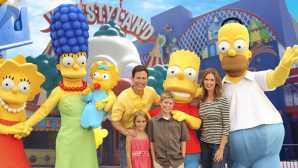 Springfield Characters in the Park | Univers