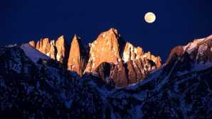 Climbing Mt. Whitney - Sequoia &