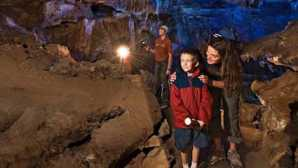 Hébergement & Camping au Sequoia & Kings Canyon Crystal Cave | Crystal Cave Sequ