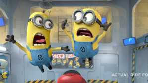Live Shows at Universal Studios Hollywood Despicable Me Minion Mayhem | Un