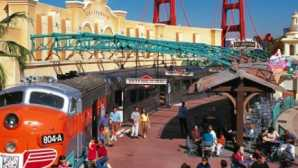 잠자는 숲속의 공주 성 Disneyland® Resort, Disney Calif