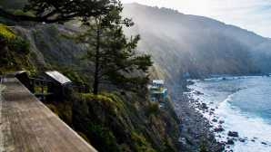 Jantar no Big Sur Esalen Workshop Tuition Includin