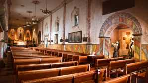 Goleta Experience Old Mission Santa Bar