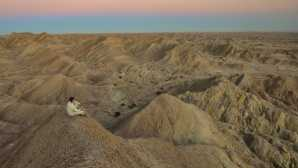 Ricardo Breceda 雕塑 Exploring the Borrego Badlands