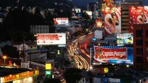 La vida nocturna de Sunset Strip Exploring the Legendary Sunset S