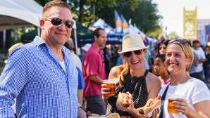 Farm-to-Fork Festival - America'