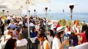 Where to Watch a La Jolla Sunset George S Ocean Terrace