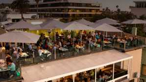 16 Waterfront Restaurants George's at the Cove, Voted San