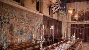 Castillo Hearst Grand Rooms Tour Details, Overvi