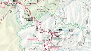 Anreise Hiking Trails | Sequoia & Kings