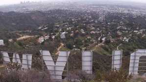 Hollywood Hiking to the Sign | The Hollywo