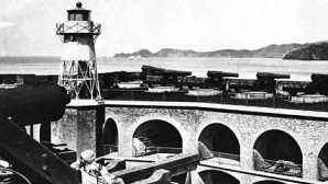 Alcatraz History & Culture - Fort Point N