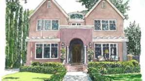 Crocker Art Museum Holiday Home Tour