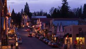 Golden Chain Highway Home | Nevada City California