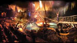 Smaller Theme Parks & Attractions Home - Pirate's Dinner Adventure