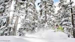 Aprés Ski at Smaller Lake Tahoe Resorts Homewood-PowderSnowReportHeader