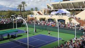 Coachella Valley's Desert X Indian Wells Tennis Garden | Hom