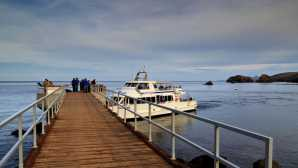 Parque Nacional Channel Islands  Island Transportation - Channel