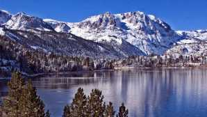 Winter in Mammoth Lakes June Lake Loop Chamber of Commer
