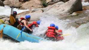 캘리포니아 강 래프팅 Kaweah River Rafting | Whitewate