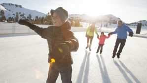 Skifahren und Snowboarden in Kalifornien Kid-O-Rama | Family Ski Vacation