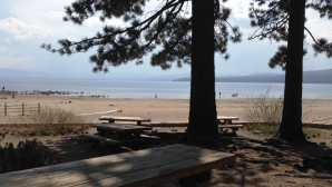 Lago Tahoe Kings Beach SRA