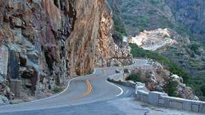 Focus : Sequoia e Kings Canyon National Parks Kings Canyon Scenic Byway - Sequ
