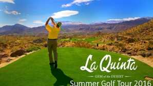 聚焦:棕榈泉 La Quinta | California Golf |Pal