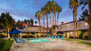 棕榈泉夜生活 La Quinta Resort | Palm Springs