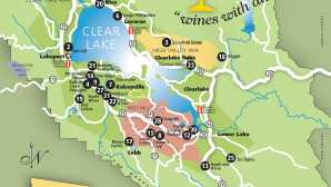 North Coast Wine Country Lake County Wine Adventure