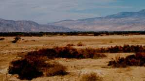 Anza-Borrego State Park guided activities Landmarks