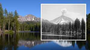 Lake Almanor Lassen Volcanic National Park (U