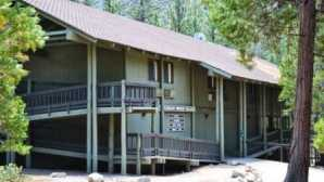 Grant Grove Lodging - Sequoia & Kings Canyon