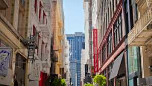 En vedette : San Francisco  Maiden Lane