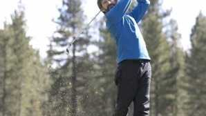 Winter in Mammoth Lakes Mammoth Mountain Open Golf Tourn