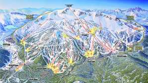 Ski et Snowboard en Californie Mammoth Mountain Ski Area Destin
