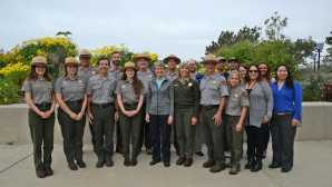 Guided Adventures in California Parks Management - Channel Islands Nat