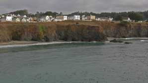 Top Places for Whale Watching in California Mendocino Headlands SP