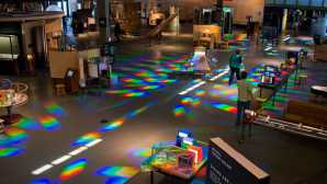 Musei e centri scientifici per tutta la famiglia Museum Galleries | Exploratorium