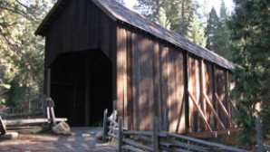 Wawona & Bosque Mariposa National Register in Yosemite - _0